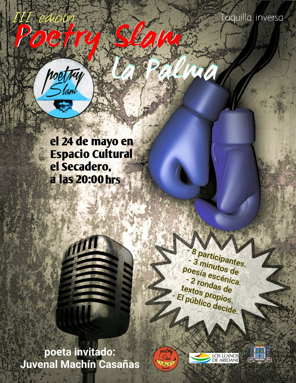 III Edición Poetry Slam