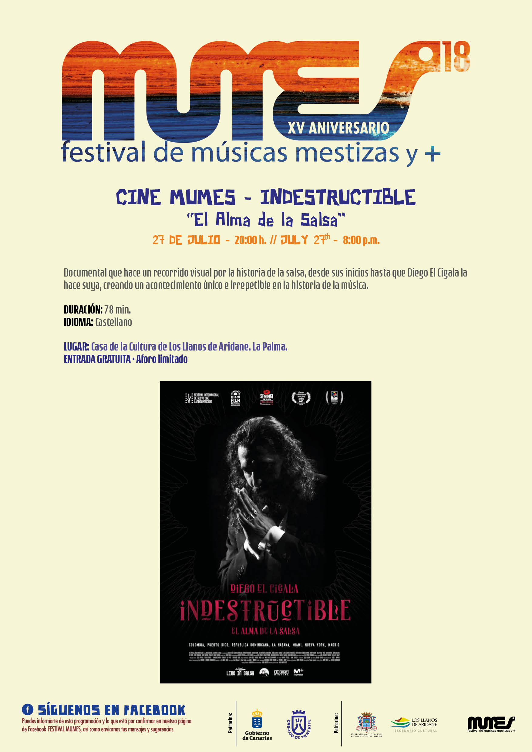 Cine Mumes - Indestructible