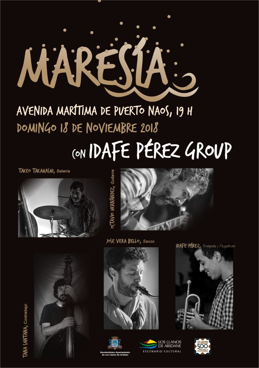 MARESÍA. IDAFE PÉREZ GROUP
