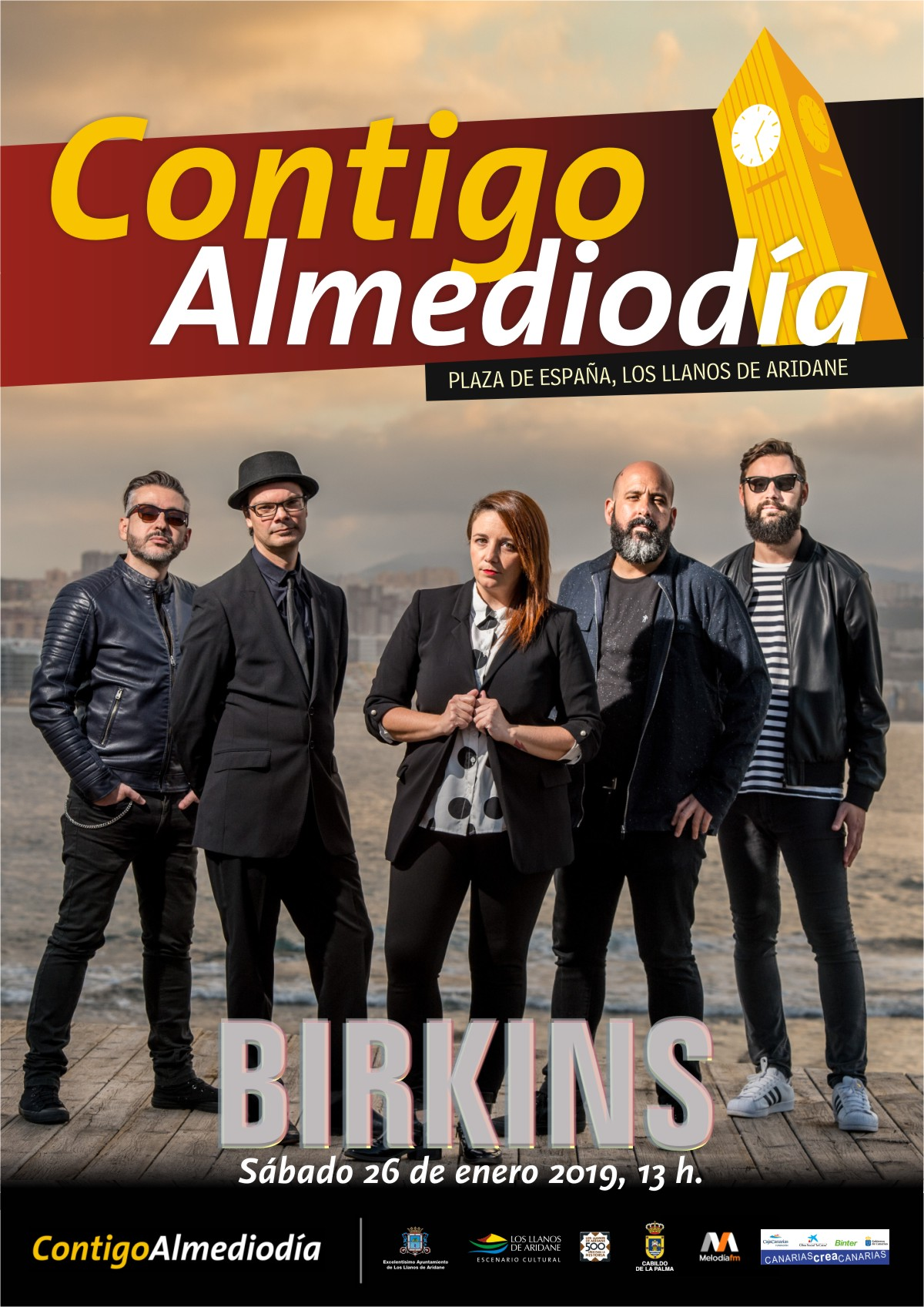 2019 01 23 Cartel CA The Birkins 26.01.2019