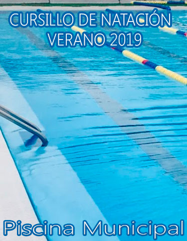 Inscripción Piscina Municipal 2019