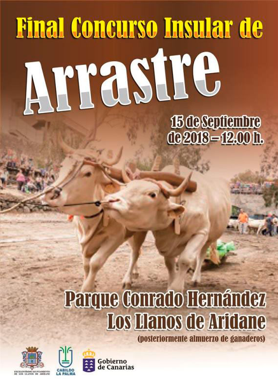 2018 09 10 cartel arrastre