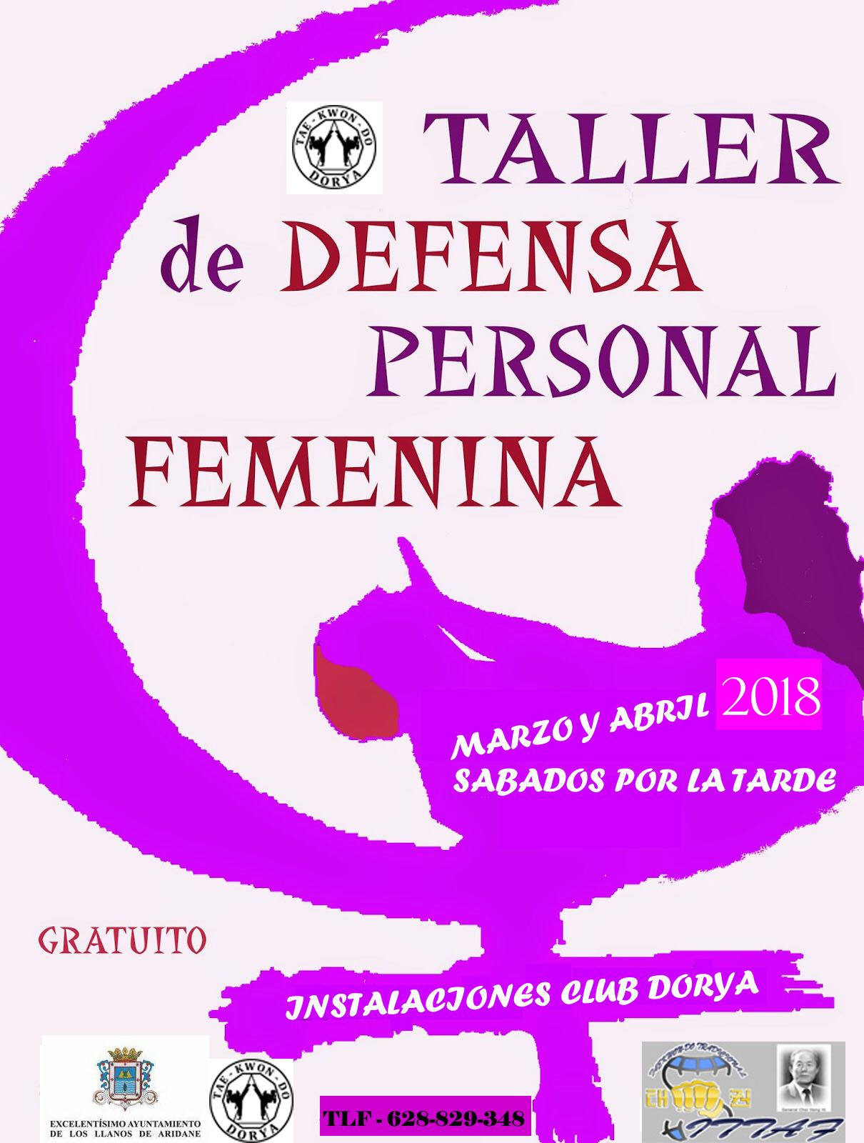 2018 02 19 defensa PERSONAL